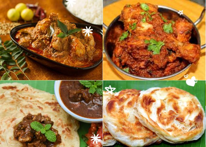 Parotta – An Emotion Food of Tamil Nadu and Kerala