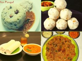 10 Delicious South Indian Vegetarian Food