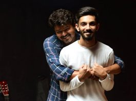 Thalapathy vijay with Search Results Web results Anirudh Ravichander