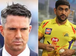 Kevin Pietersen comments on Dhoni's batting against Rajasthan Royals,